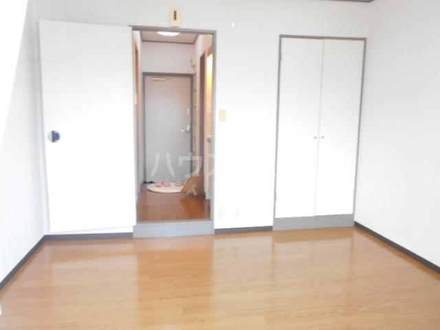 グレーシー西ノ京 210号室のベッドルーム