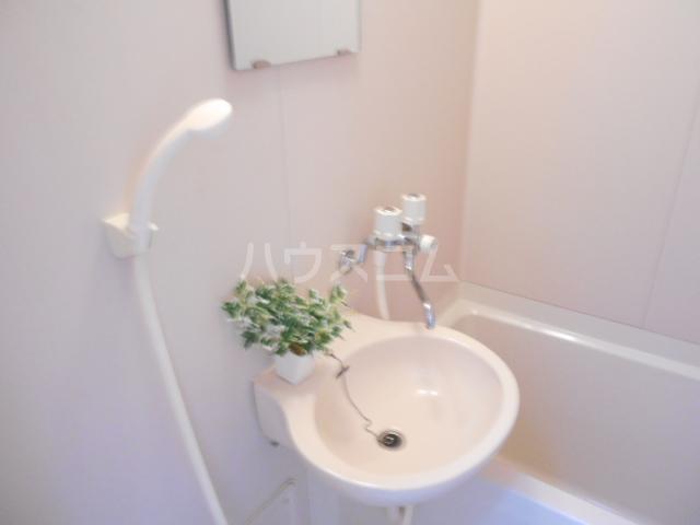 グレーシー西ノ京 210号室の洗面所