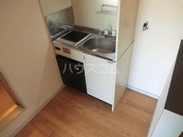 ラフォーレ西大路 203号室のキッチン