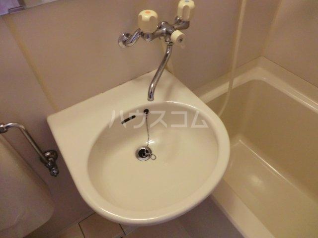ラフォーレ西大路 203号室の洗面所