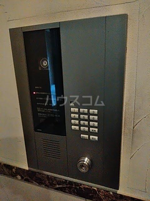 セザールプラザ川崎 308号室のセキュリティ