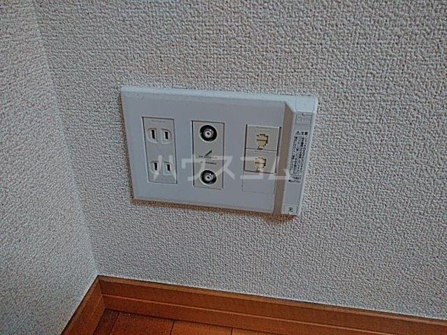 セザールプラザ川崎 308号室の設備