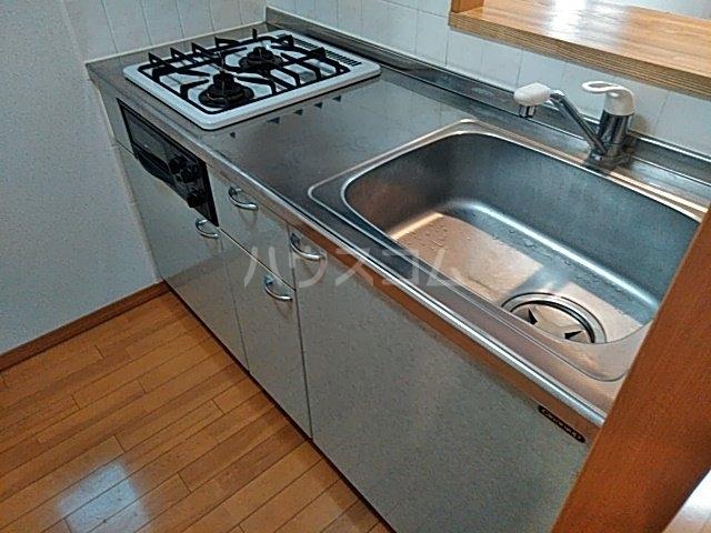 セザールプラザ川崎 308号室のキッチン