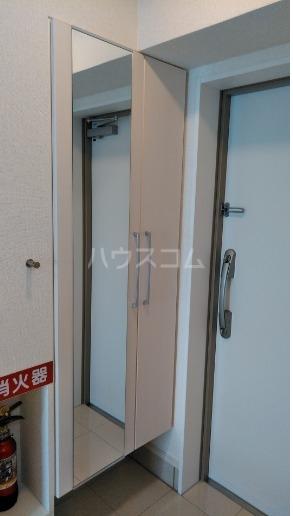 グランビスタ 04020号室の収納
