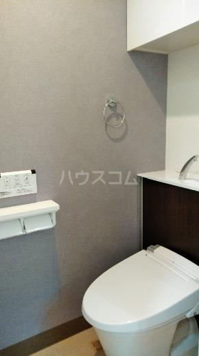 グランビスタ 04020号室のトイレ