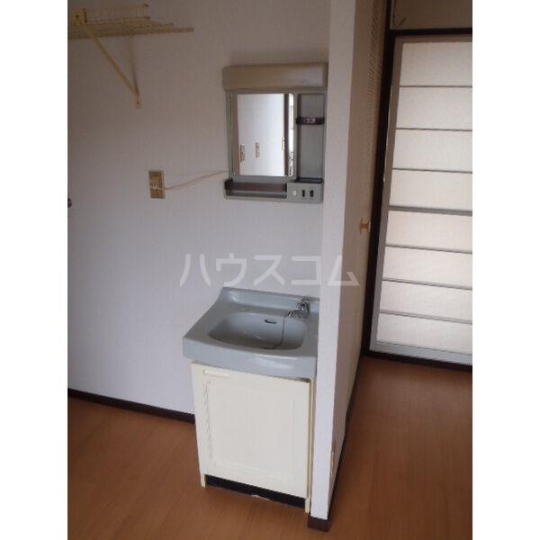 ハイツベストⅠ 202号室のトイレ