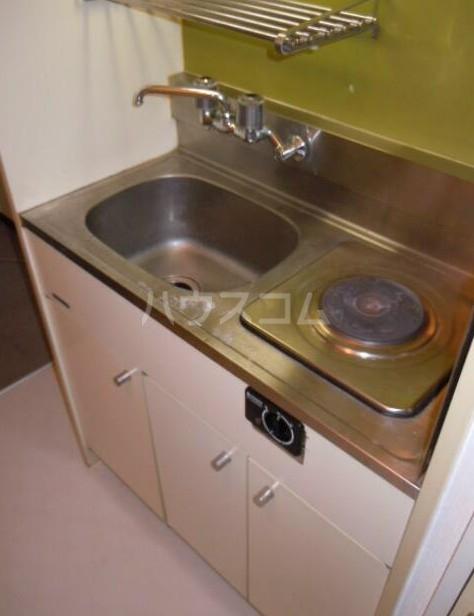 トップ不動前 207号室のキッチン