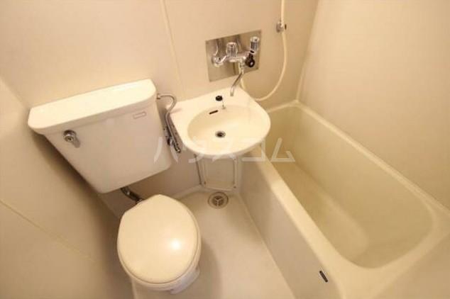 トップ不動前 207号室の風呂
