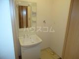 グレイスヴィラ 103号室の洗面所