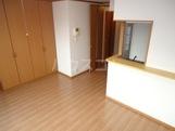 グレイスヴィラ 103号室のリビング