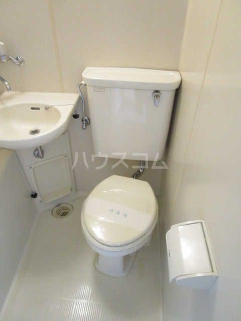 Park Avenue Duet国分寺3rd 103号室のトイレ