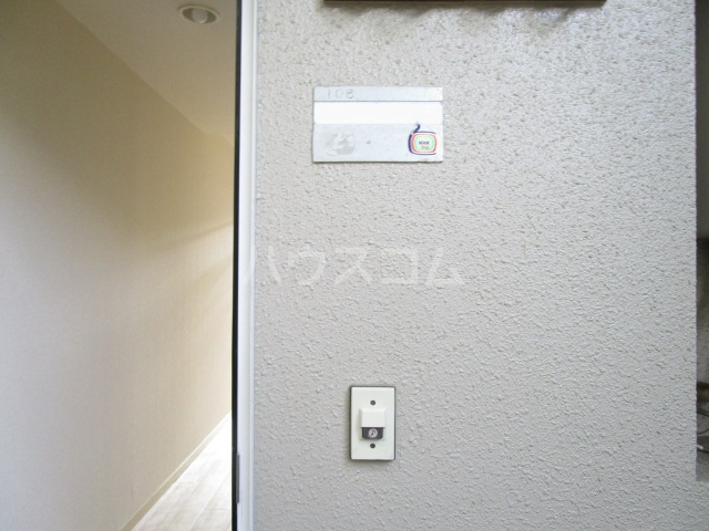 Park Avenue Duet国分寺3rd 106号室のセキュリティ