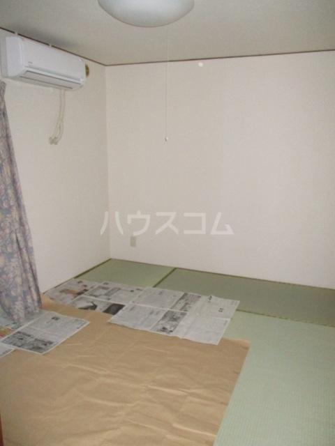 佐々木マンション 304号室のベッドルーム