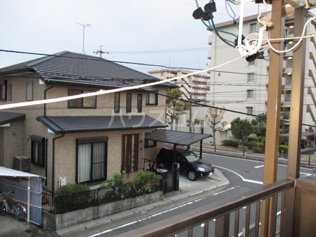 佐々木マンション 304号室の景色