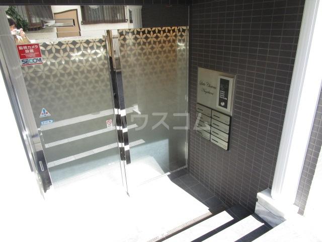 リトルシャトーナガクラ 201号室の玄関