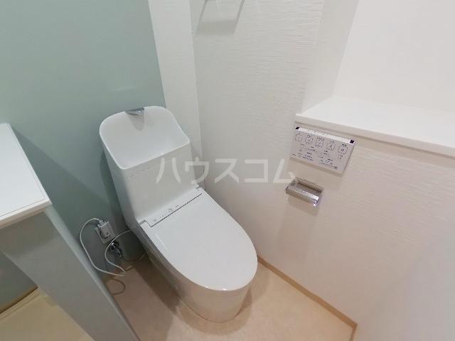 リトルシャトーナガクラ 201号室の洗面所