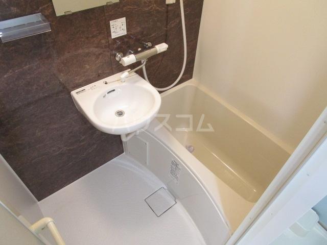 リトルシャトーナガクラ 401号室の洗面所