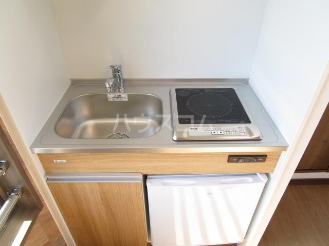 リトルシャトーナガクラ 402号室のキッチン