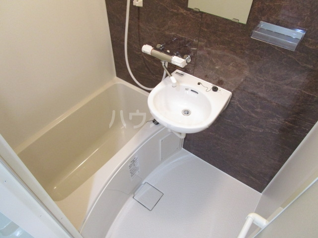 リトルシャトーナガクラ 402号室の洗面所