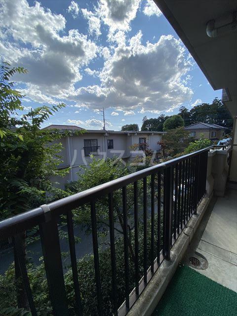 ドルフヤマノウチB 202号室の景色