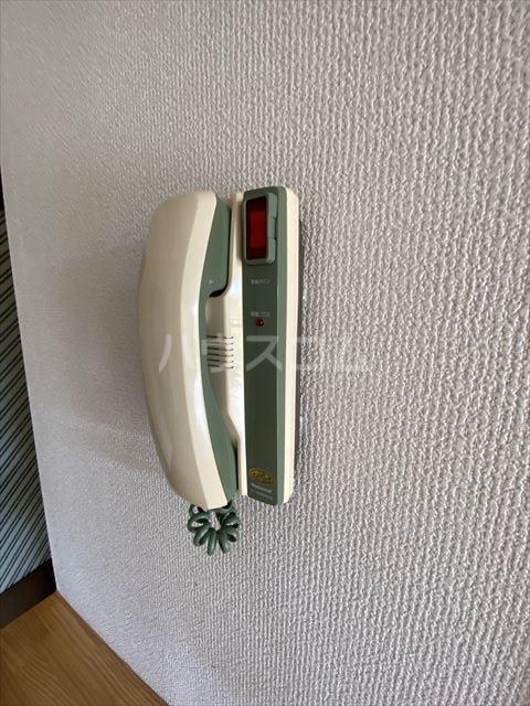 ドルフヤマノウチB 202号室のセキュリティ