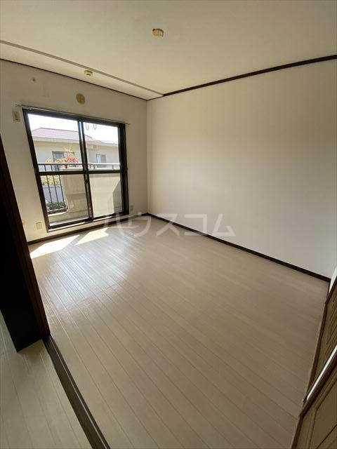 ドルフヤマノウチB 202号室の居室