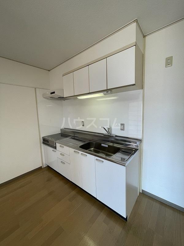 エクセルひくま 304号室のキッチン
