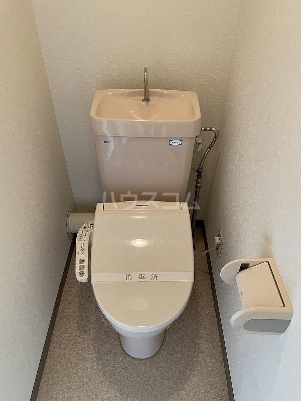 エクセルひくま 304号室のトイレ