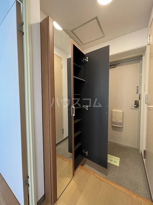 エクセルひくま 304号室の玄関