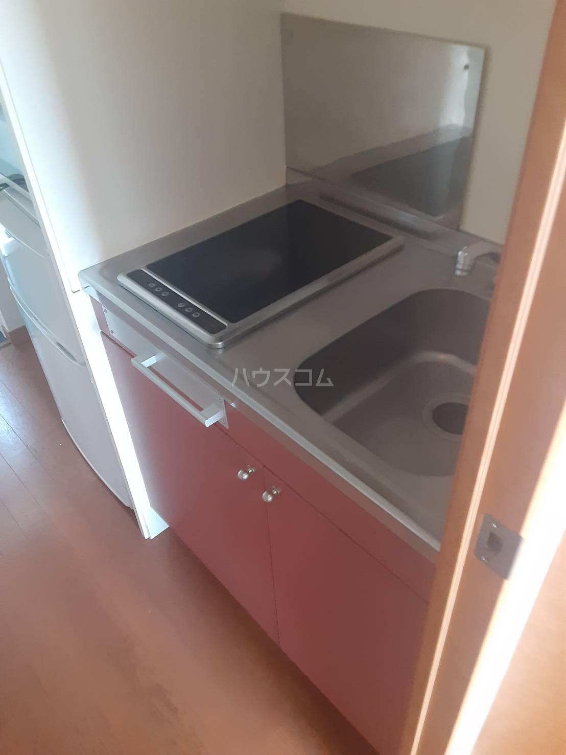 レオパレスGJ 108号室の風呂