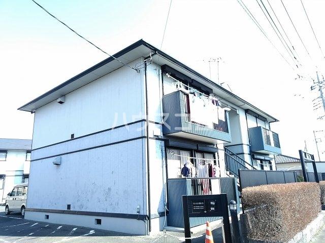 サニーヒル赤塚A外観写真