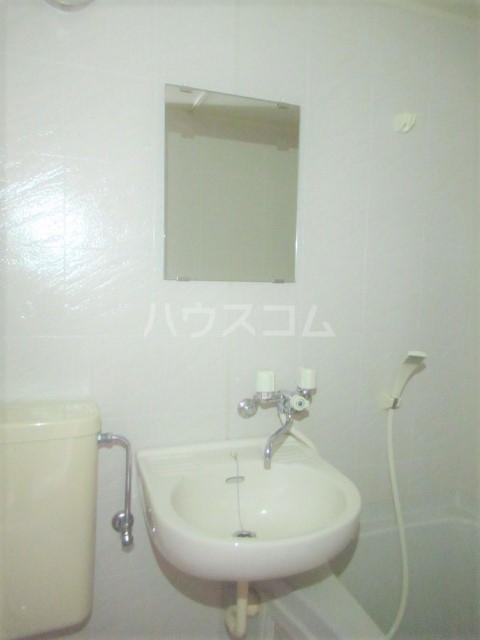 ヒットビット向ヶ丘 302号室の洗面所