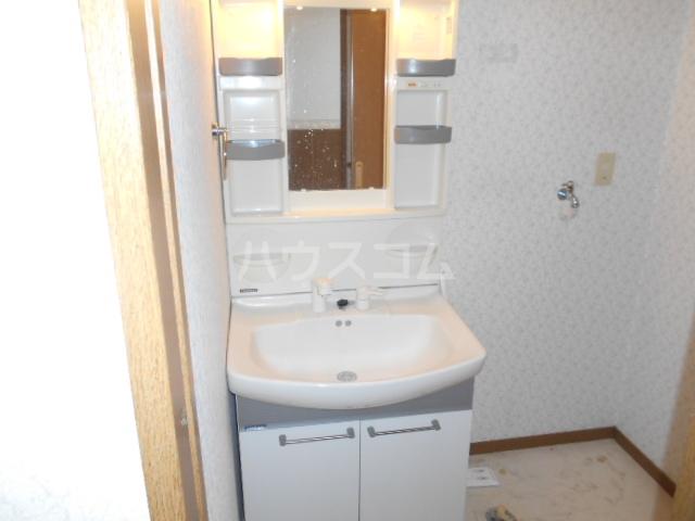 グランファーレB 102号室の洗面所