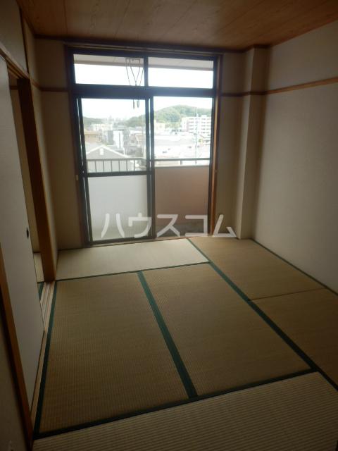 シャンポール原Ⅰ 403号室の居室