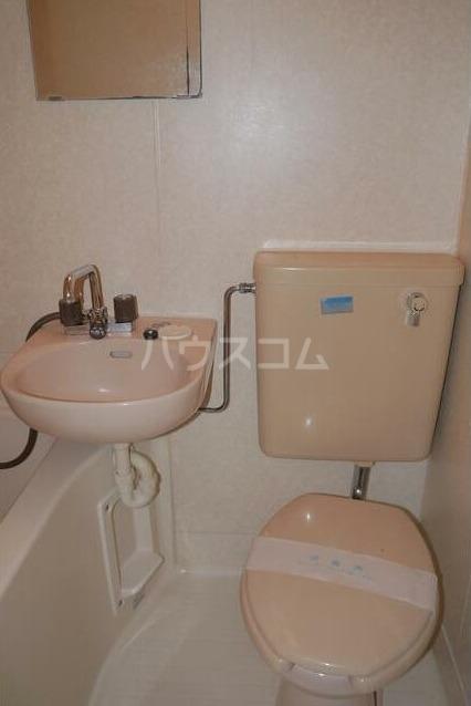 ハイツこずみ 102号室のトイレ