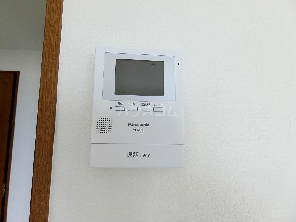 メゾン21 101号室のセキュリティ