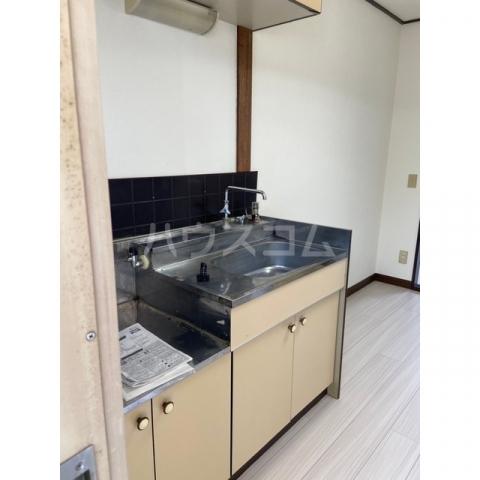 コーポハナミズキ 201号室のキッチン