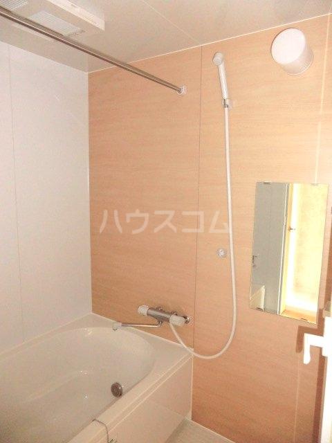 アルケア城北 205号室の風呂