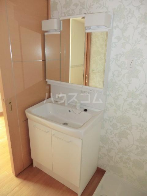 アルケア城北 205号室の洗面所