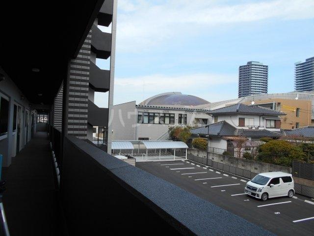 APエルテージ地行 510号室の景色