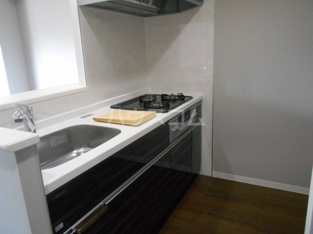 APエルテージ地行 510号室のキッチン
