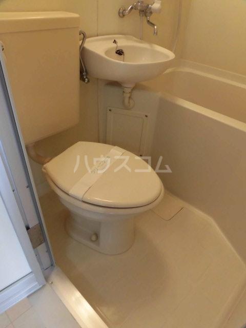 サンアベニューA 102号室の風呂
