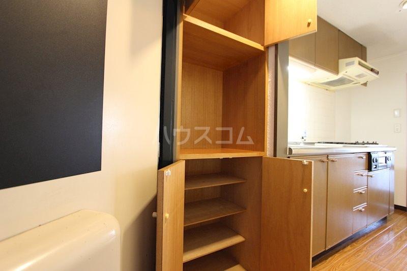 第25長栄壬生H・Tマンション 209号室のバルコニー