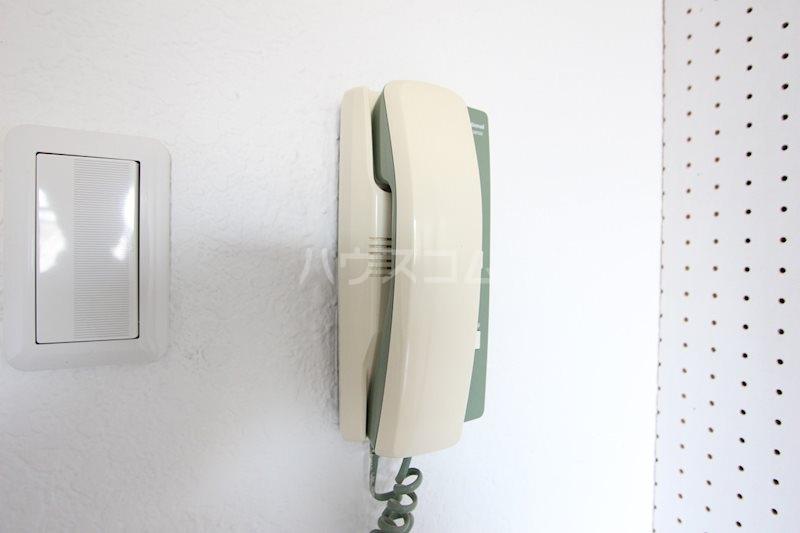 第25長栄壬生H・Tマンション 209号室のセキュリティ