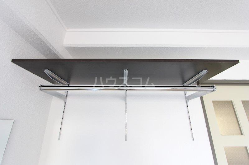 第25長栄壬生H・Tマンション 209号室のエントランス
