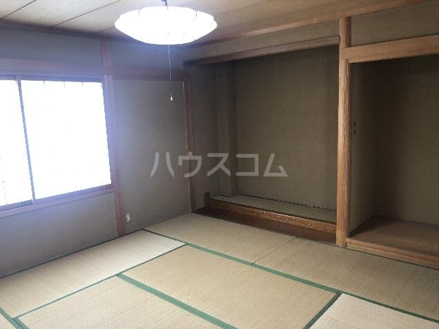 シャルム上野西 301号室のバルコニー