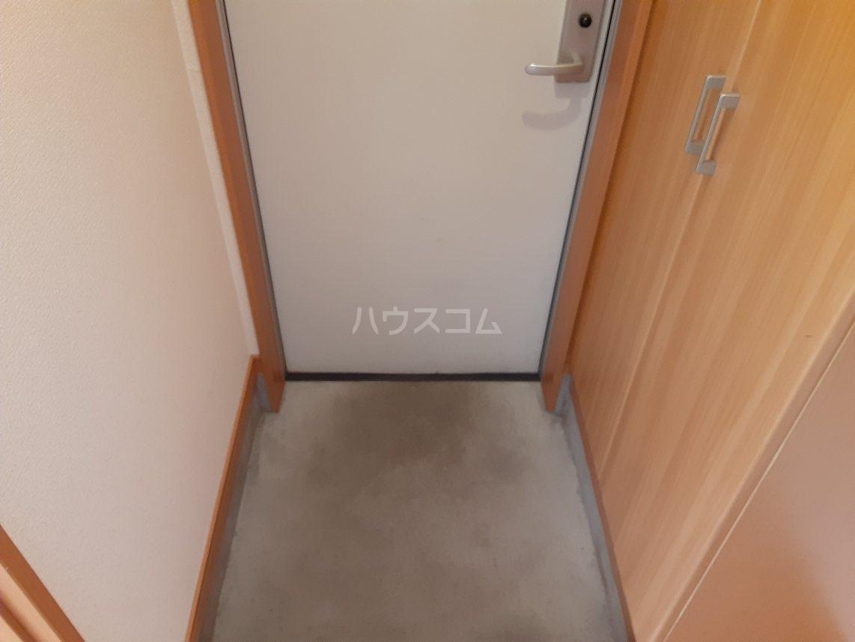 エスポーアメゾン 101号室のベッドルーム