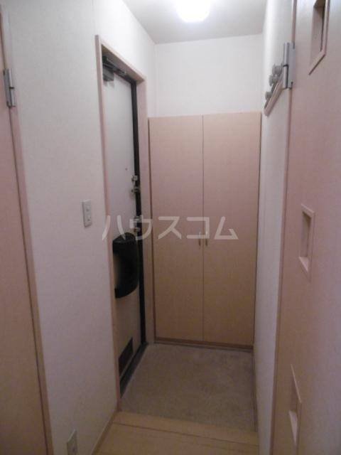 セジュール・ヤノ 101号室の玄関