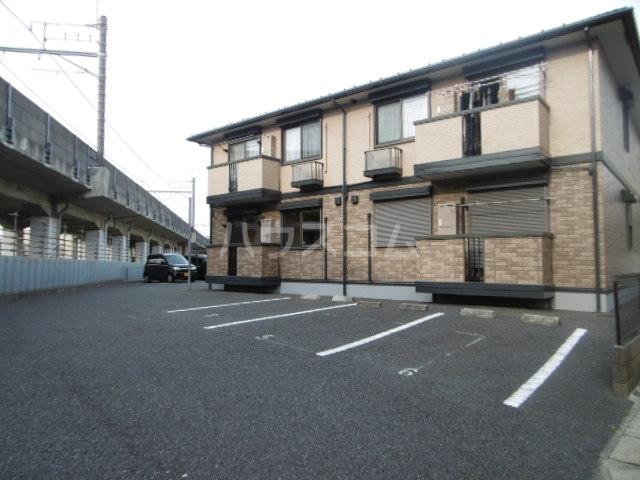 セジュール・ヤノ 101号室の駐車場