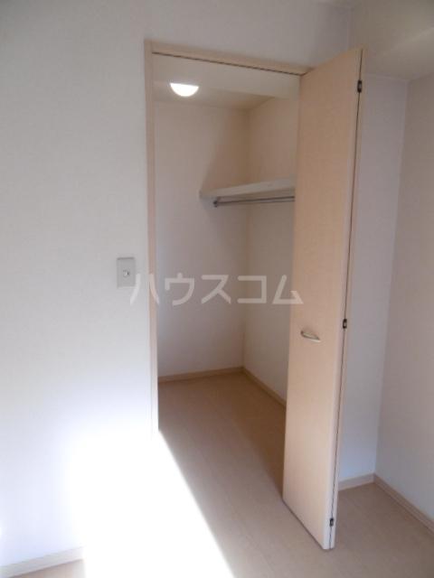 セジュール・ヤノ 101号室の収納